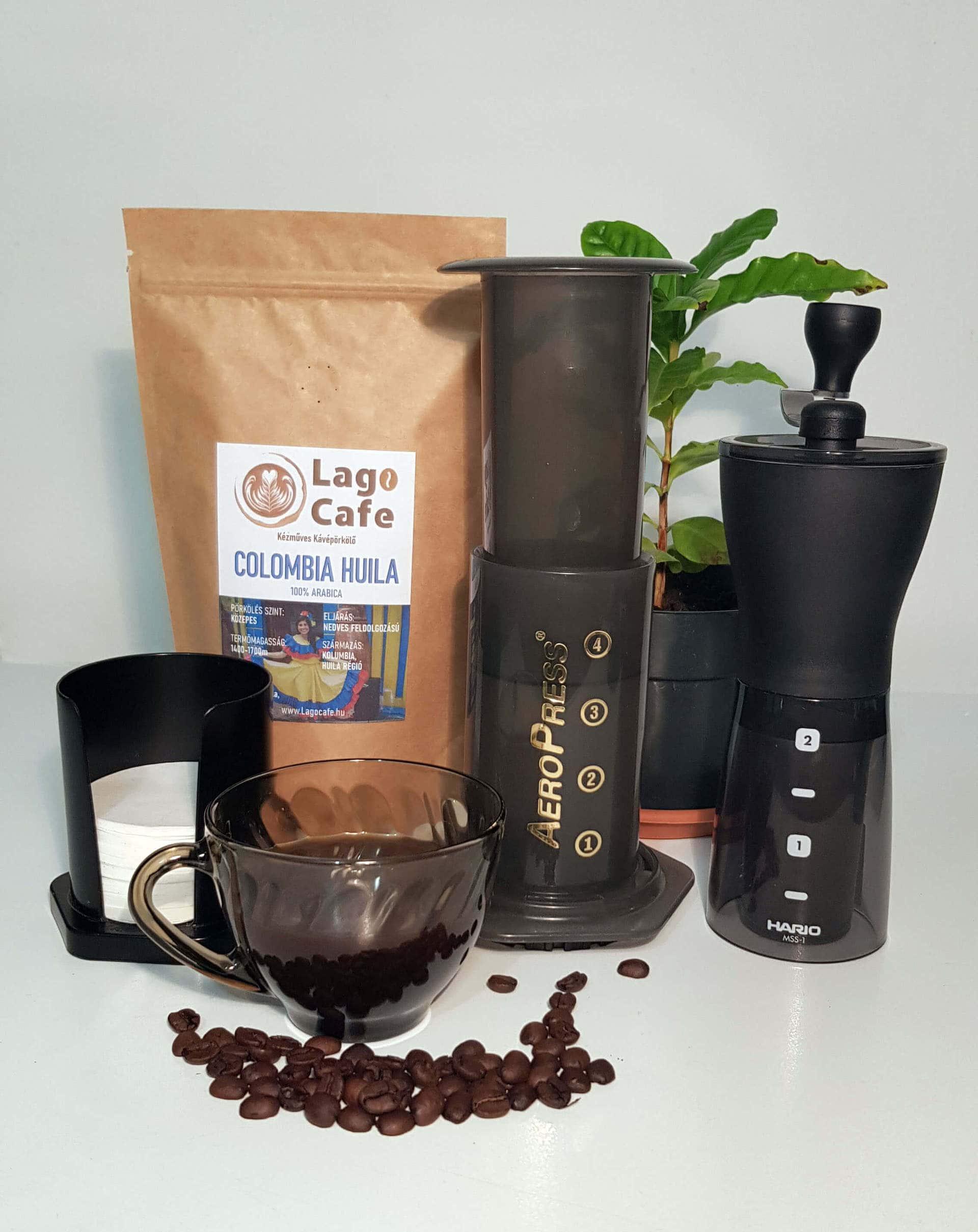 Kávékészítő eszközök | LagoCafe