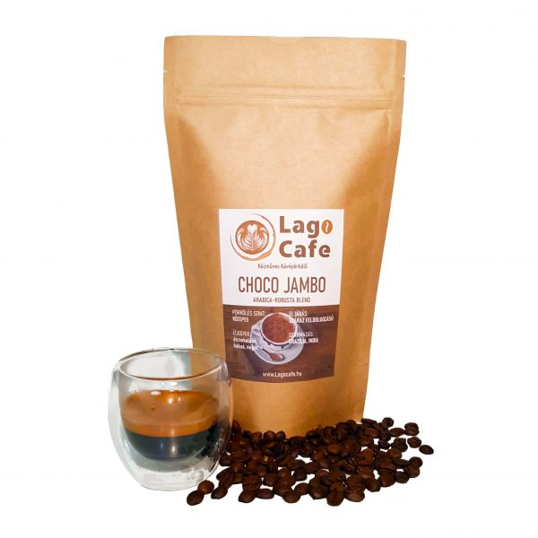 Choco Jambo arabica-robusta kávékeverék