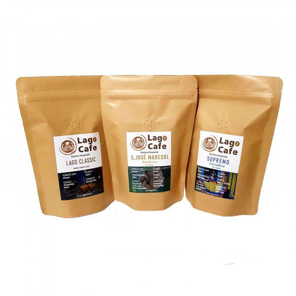 Kávé kóstoló csomag