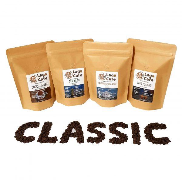 Klasszikus kávécsomag